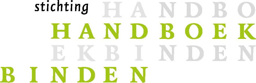 Stiching Handboekbinden Logo