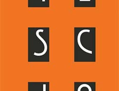 Uitnodiging opening Nescio boekbanden tentoonstelling