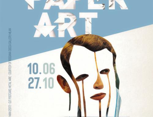 Tentoonstelling Paper Art