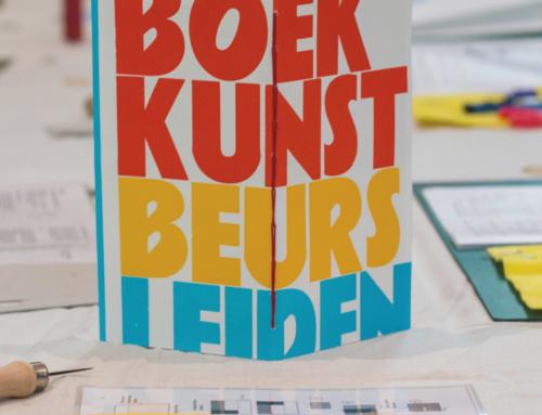 BoekKunstbeurs 9 en 10 november Leiden