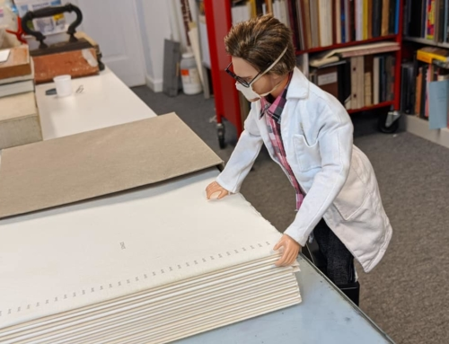 Stichting Handboekbinden in tijden van Corona