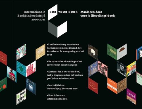 Box your book, de wedstrijd